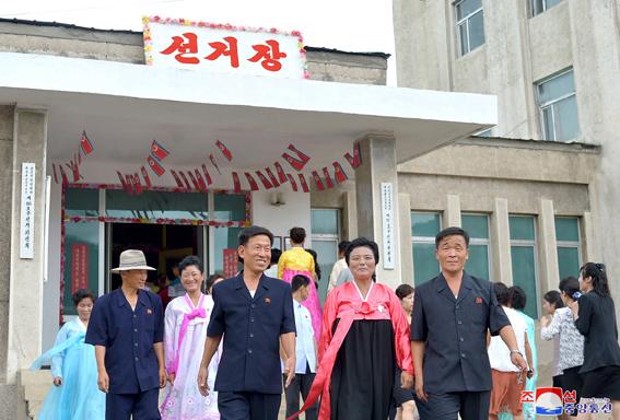 Celebradas  elecciones locales