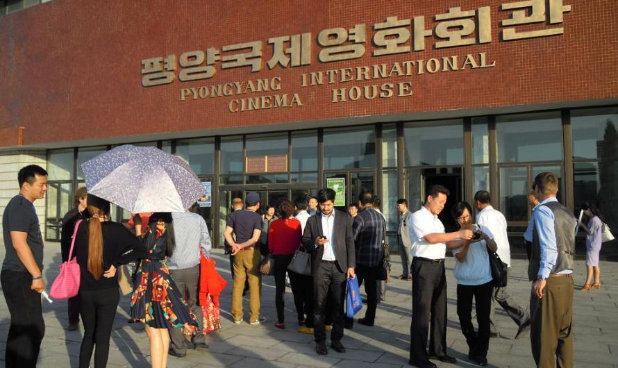 Inaugurado festival de cine de Pyongyang.