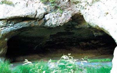 Pico y cueva Kumgang.