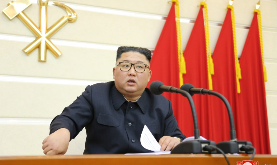 KIM JONG UN, lider destacado.