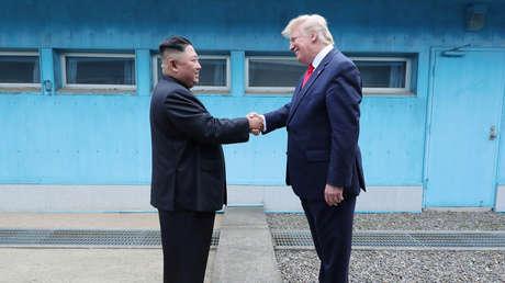 «Desechamos otra vez con mayor seguridad las ganas de dialogar con EEUU»