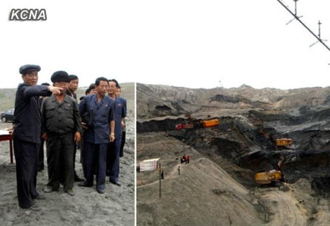 Mejoras en el transporte de las minas de carbón.