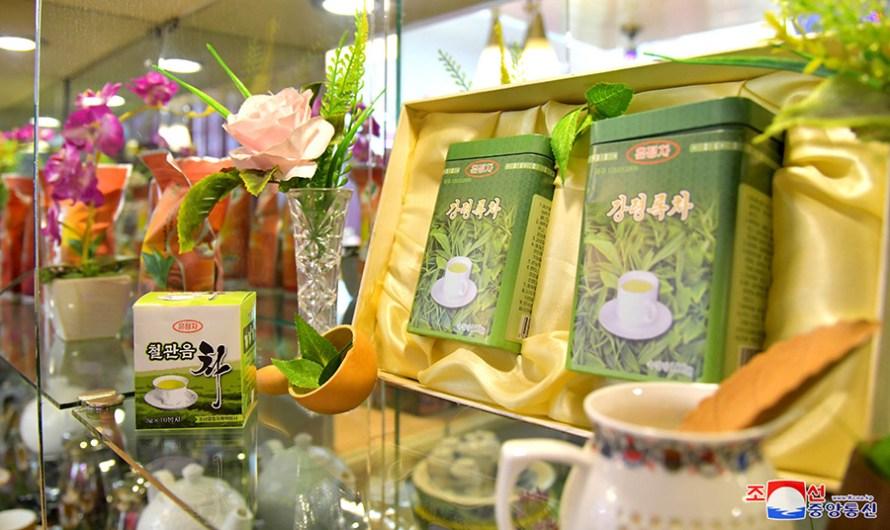 Fabrica de té.