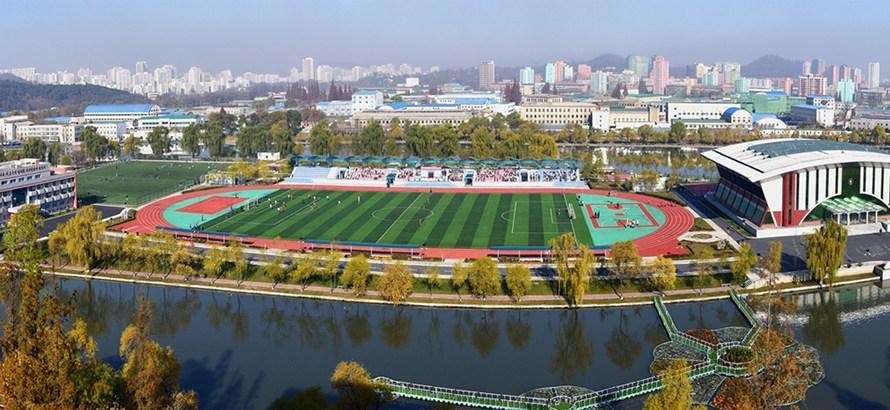 Remodelación de instalaciones deportivas