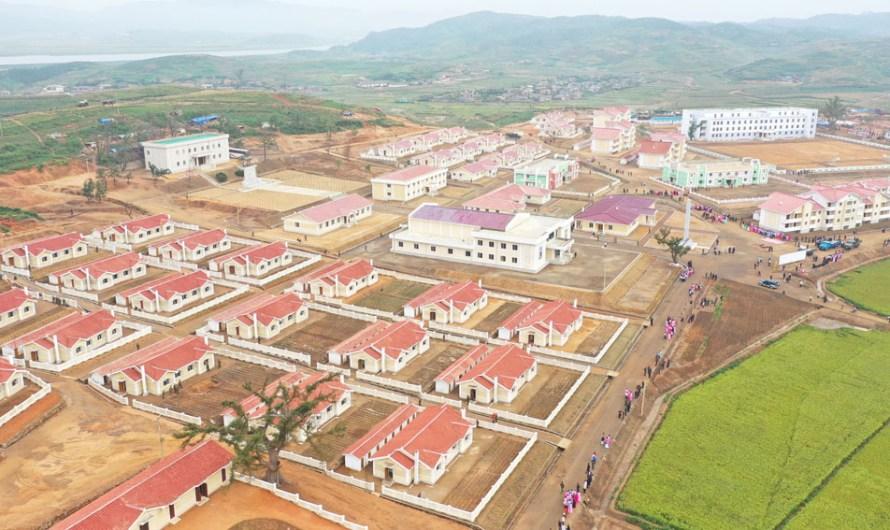 Nuevas viviendas rurales