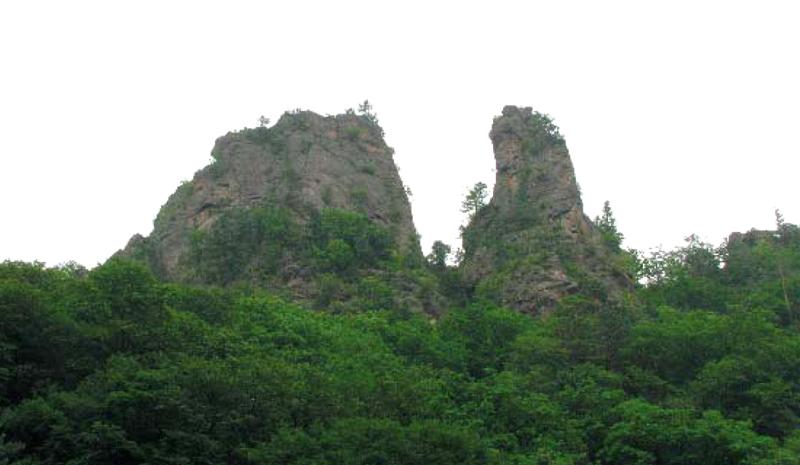 Sampuyon, lugar de turismo natural