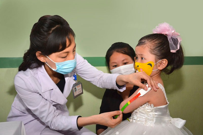 La importancia de la salud infantil.