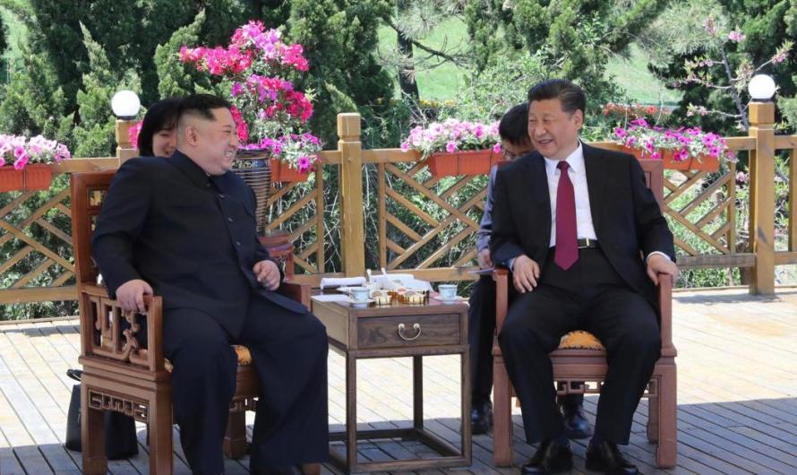 Relaciones con China basadas en el socialismo