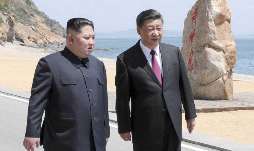 Relaciones Corea-China