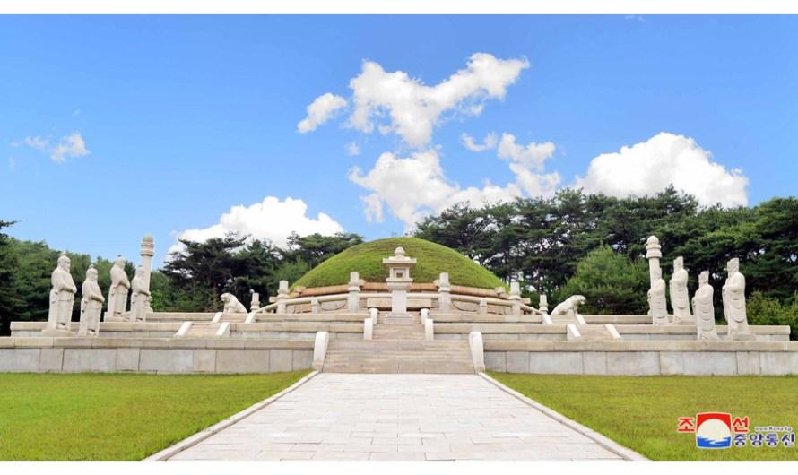 Patrimonios de la Unesco en Kaesong.