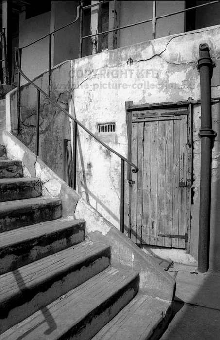 STEPS AND HAND RAIL GIBRALTAR