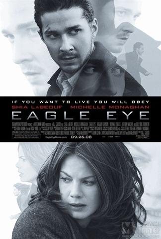 電影觀后–鷹眼 Eagle Eye | Cool Water_KL1
