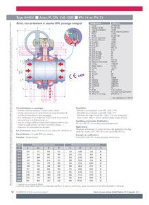KHSVI PN16/PN25 (2 pces) BW