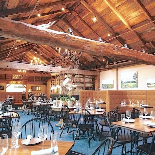 Kirsten Floyd Interior Design Restaurant