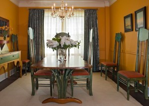 Historic Hartford Remodel Dining Room