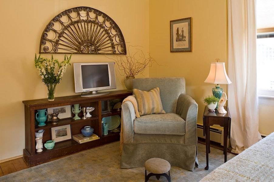 Historic Hartford Remodel Master Bedroom 3