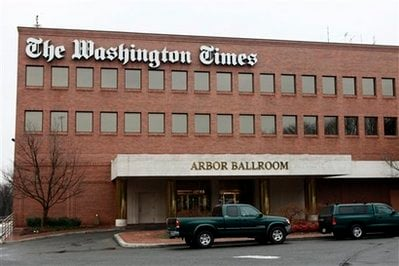 Image result for PHOTOS OF the washington times building