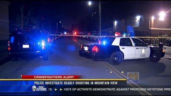 Police investigate deadly shooting in Mountain View - CBS ...