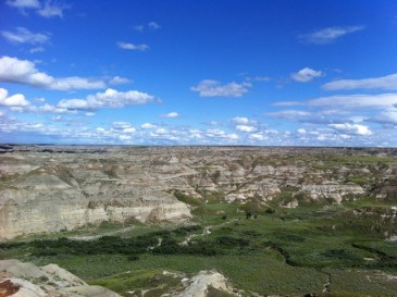 Dinosaur Provincial Park, AB