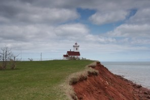 Lighthouse, PEI