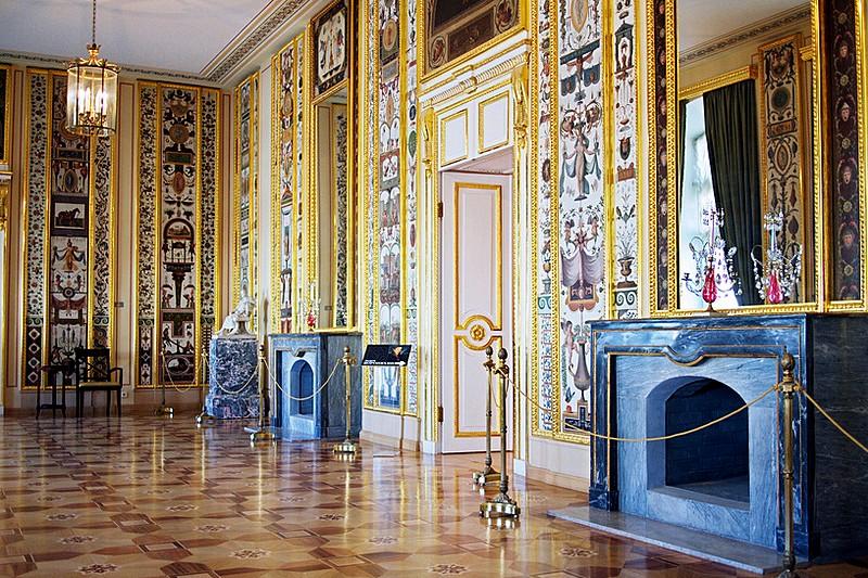 Stroganov Palace, St. Petersburg, Russia