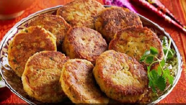 Kashmiri Fish Kabab