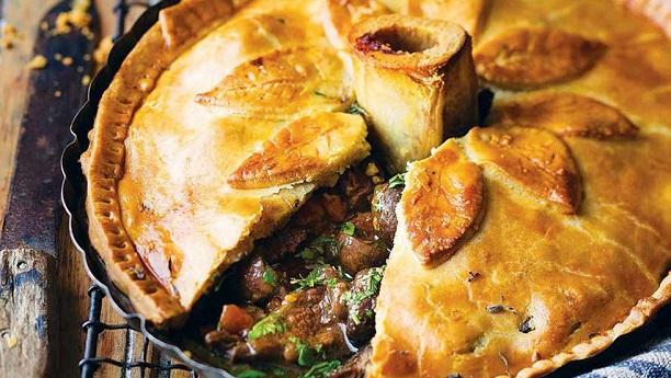 Steak and Kidney Pie Recipe By Chef Gulzar | Eid-ul-Adha