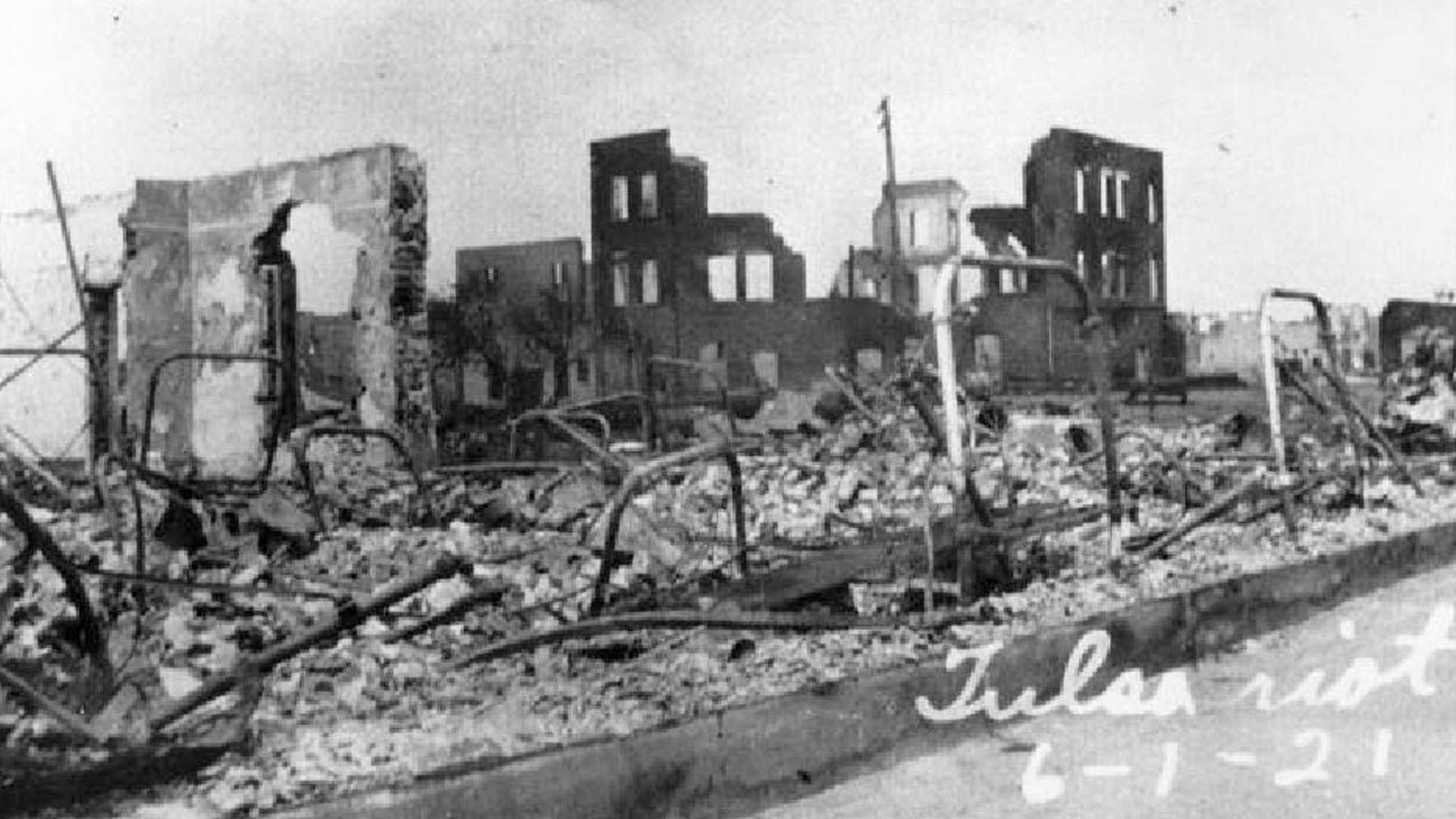 Tulsa Race Massacre