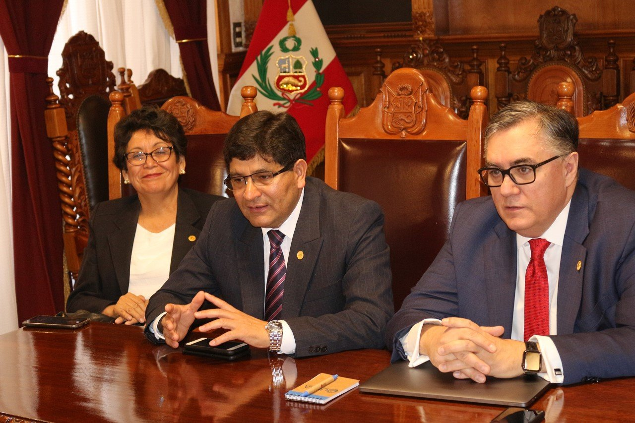 OU partnership with Peru university