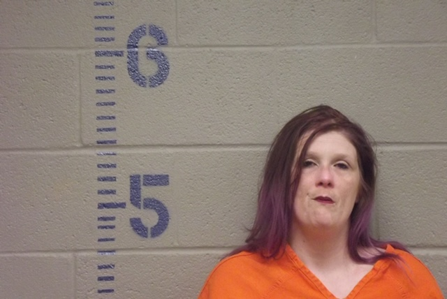 Mugshot of suspect.