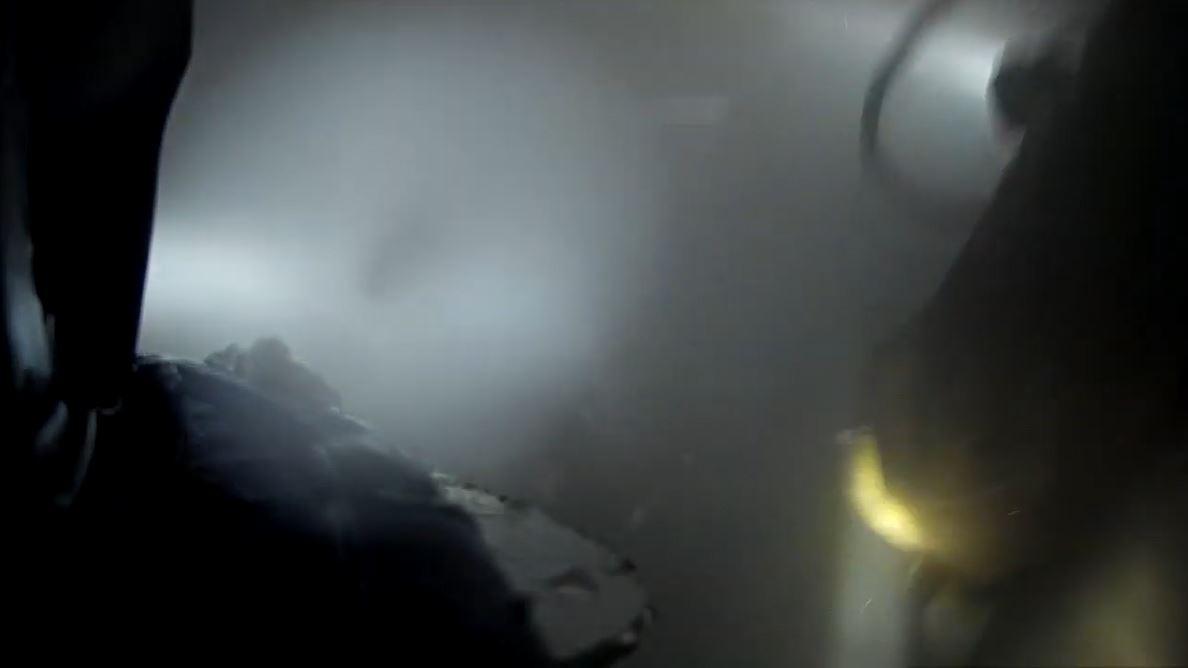 OKC fire helmet cam