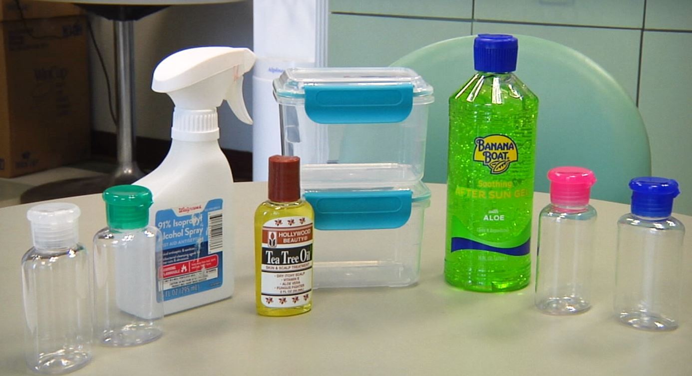 This Video Debunks Some Of The Common Myths About Hand Sanitizers