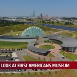 Oklahoma's First Americans Museum gears up for opening weekend decades in the making 💥👩👩💥