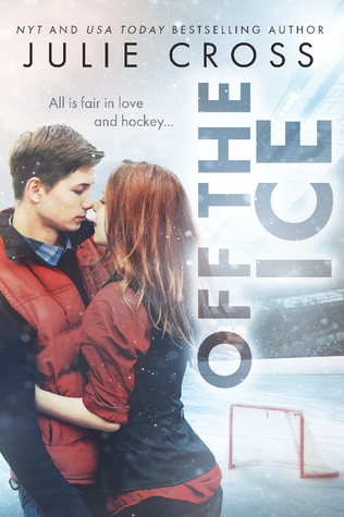 Blog Tour, Review & Giveaway: Off the Ice (Juniper Falls #1) by Julie Cross