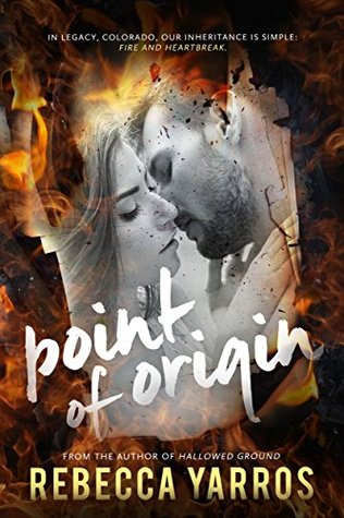 In Review Twofer: Point of Origin (Legacy #0.50) and Ignite (Legacy #0.75) by Rebecca Yarros