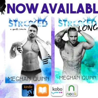 Blog Tour, Review & Teasers: Stroked Hard (Stroked #3) by Meghan Quinn