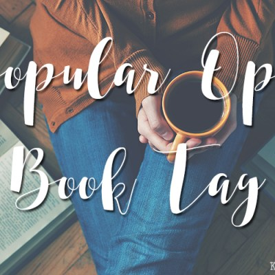 Unpopular Opinion Book Tag