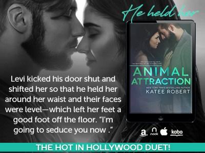 Hot in Hollywood Duet Katee Robert