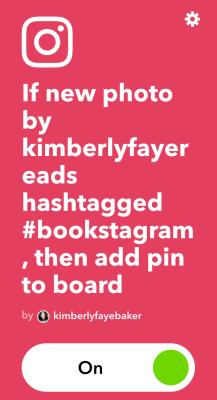 IFTTT Insta to Pinterest