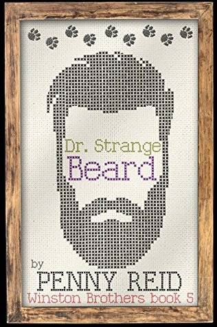 Blog Tour, Review, Teasers & Giveaway: Dr. Strange Beard (Winston Brothers #5) by Penny Reid