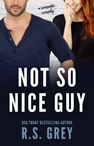 Release Blitz, Review & Teaser: Not So Nice Guy by R.S. Grey