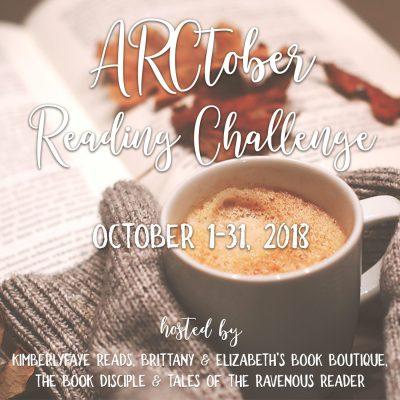 2018 ARCtober Reading Challenge: Sign Up