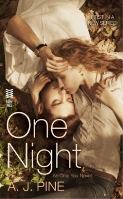 In Review: One Night (Only You #1) by A.J. Pine