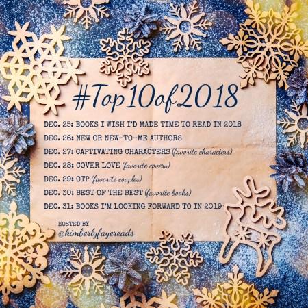 Top 10 of 2018 Topics