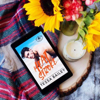 In Review: Heat Stroke (Beach Kingdom #2) by Tessa Bailey