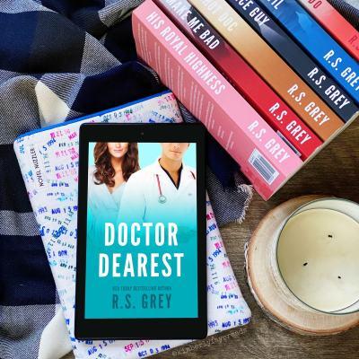 In Review: Doctor Dearest by R.S. Grey