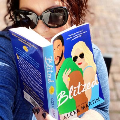 In Review: Blitzed (Playbook #3) by Alexa Martin