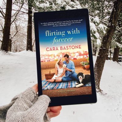 In Review: Flirting with Forever (Forever Yours #3) by Cara Bastone