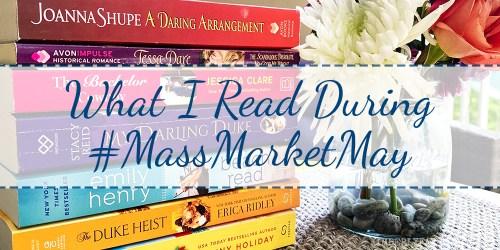 What I Read During MassMarketMay
