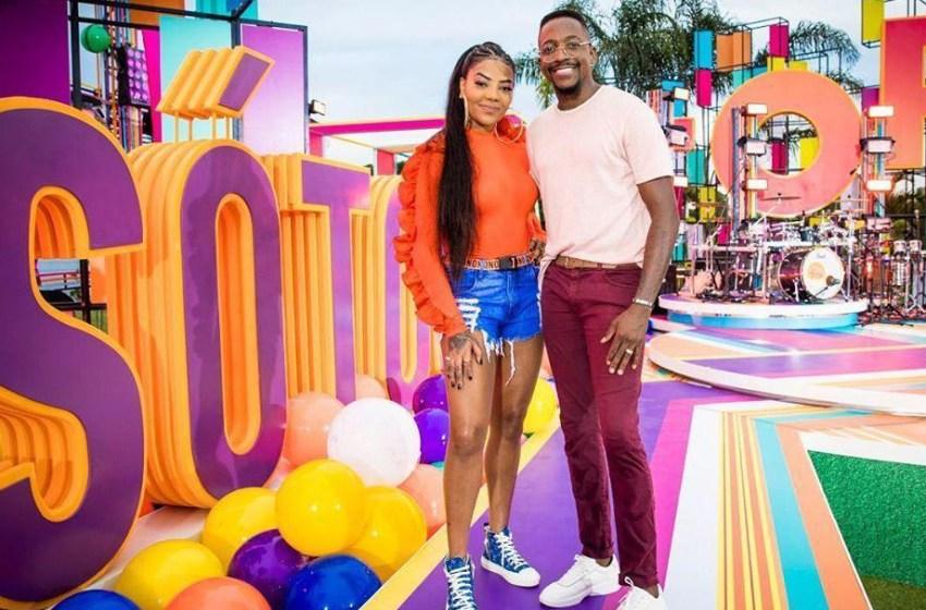 Ludmilla e Mumuzinho comandam 'SóTocaTop' de verão, na Globo